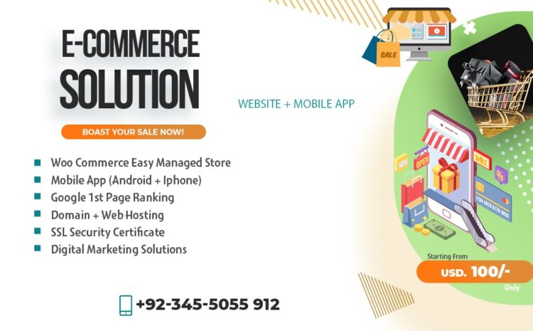 Ramadan Offer on E-Commerce Packages